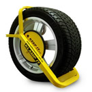 link to wheel clamp page